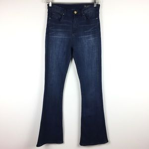 Blank NYC High Rise Flare Jeans